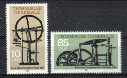 DDR  Xx  1985     MI  2957-58    -  Postfrisch   -  Vedi  Foto ! - Nuovi