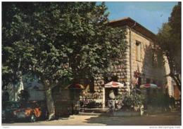 Carte Postale 06. Castagniers  Hotel Restaurant  MICHEL   Renault 4 L   Très Beau Plan - Frankreich