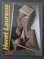 Revue BEAUX-ARTS - HENRI LAURENS - Musée Art Moderne LILLE - Edition Spéciale 58 Pages - Nbreuses Illustrations - Arte
