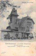 Café Restaurant  J.F. De Mild - Waeyenberge - Ecurie Et Remise - Garage Pour Auto Et Vélo - Heusden Lez Gand - Destelbergen