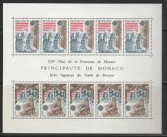 Monaco Bloc 22 ** Europa - Blocks & Sheetlets