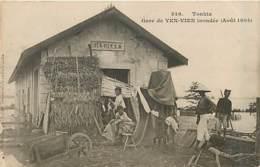 TONKIN    YEN-VIEN  Gare Inondee En 1904       INDO,316 - Vietnam