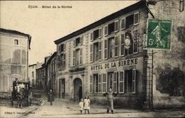 Cp Etain Meuse, Hôtel De La Sirène - Francia