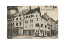 Maeseyck - Anciennes Maisons Rue De Bois-le-Duc. Oude Huizen In De 's Boschstraat (1906). - Maaseik