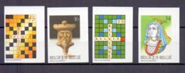 2592/2595 SPEL EN ONTSPANNING ONGETAND POSTFRIS** 1995 - Belgique