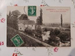 Bourbevelle La Vallée De La Saône Tableau Du Peintre Montchablon Haute Saône Franche Comté - Autres Communes