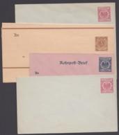 """U 12 A/B, RU 3, S 8 """"Krone/Adler"""", Alle * - Deutschland"""