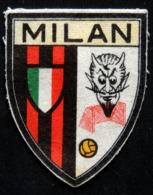 Ancien écusson Du MILAN AC Avec Le Diable Ex Stemma Di MILANO AC Con Il Diavolo - Apparel, Souvenirs & Other