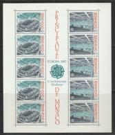 Monaco Bloc 37 ** Europa - Blocks & Sheetlets