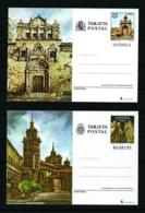 España (6 Entero Postales Diferentes) Nuevo - Enteros Postales