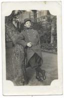 33-SOUGES-CARTE PHOTO-Portrait De Militaire Du 144e Régiment Infanterie 31e Cie... - Otros Municipios