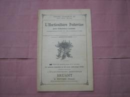 Catalogue 1896 N°229 L'Horticulture Poitevine  Ets. Bruant  Poitiers  TBE - B. Blumenpflanzen Und Blumen