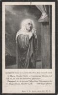 Prentje Kerkhofs-veldwezelt 1855-kleine -spauwen 1926 - Devotion Images