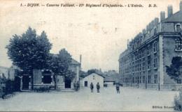DIJON CASERNE VAILLANT 27e REGIMENT D INFANTERIE - Angers