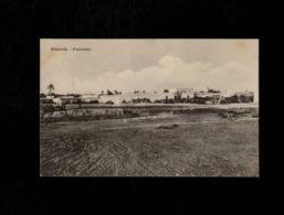 Cartolina Posta Militare Corpo Di Spedizione In Tripolitania - Misurata Panorama - Militari