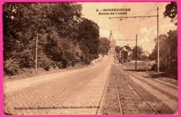 Bonsecours - Route De Condé - Tram - Animée - Edit. CAPPELAERE GALLO - 1933 - België