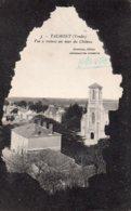 Talmont : Vu à Travers D'un Mur Du Château - Talmont Saint Hilaire