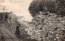 Talmont : Ruines Du Vieux Château - Talmont Saint Hilaire