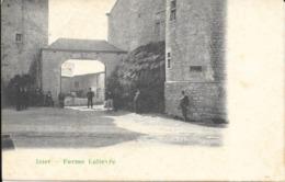 IZIER (LUX) - Ferme Lelièvre - Circulé: 1906 - 2 Scans - Durbuy