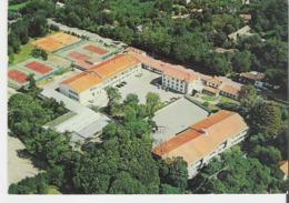 NOIRMOUTIER. CP Vue Aérienne Ville Lycée D'enseignement Professionnel Et Collège Les Sorbets - Noirmoutier