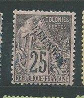 REUNION  N°  24  OB TB 2 - Isola Di Rèunion (1852-1975)