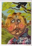 Blöde Amsel ! Humor Card, Unused Postcard [23597] - Humour