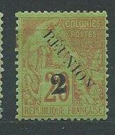 REUNION  N°  31  * Rousseur Sinon TB 1 - Isola Di Rèunion (1852-1975)