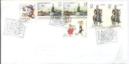 MATASELLOS  2001  EXPOSICION ITINERANTE ZARAGOZA  -  RONDA - 1931-Hoy: 2ª República - ... Juan Carlos I