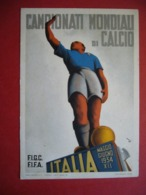 1934 - XII CAMPIONATI MONDIALI DI CALCIO  ITALIA COPPA DEL MONDO  GROS  MONTI & C.TORINO - Calcio