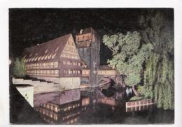 NURNBERG, Weinstadel Und Henkersteg, 1970 Used Postcard [23601] - Nuernberg