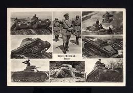 6170-GERMAN EMPIRE-PROPAGANDA CENSOR POSTCARD ADOLF HITLER.1944.WWII.Boblingen,DEUTSCHES REICH.POSTKARTE.Carte Postale - War 1939-45