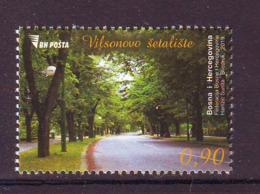 Bosnia BiH 2019 Vilson Promenade MNH - Bosnia And Herzegovina