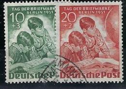Allemagne, Berlin, N° 66 Et 67 Ob - OBLITÉRÉ - - [5] Berlin