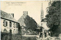 Telgruc - L'église - Francia