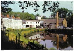 Carte Postale 44.  Orvault  L'étang De La Fabrique Beau Plan - Orvault