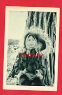 ETATS UNIS ... Alaska Aurore Boréale Cercle Article Esquimaux - Etats-Unis