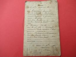 Livret De Famille/VERMAND / Saint Quentin / Aisne / Trippier-Vasseur/ / 1886   VPN297 - Sin Clasificación