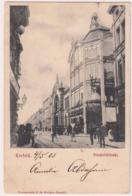 Germany. KREFELD, Friederichstrase, 1903, Send To Denmark - Krefeld