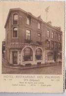 Spa  Hotel Restaurant Des Palmiers - Spa
