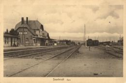 BELGIQUE - LIEGE - WAIMES - Sourbrodt, Gare. - Verviers
