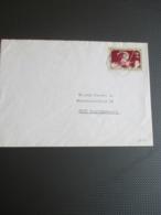 1804 - Muziekwedstrijd Kon. Elysabeth - Alleen Op Brief Uit Mortsel Naar Boortmeerbeek - België