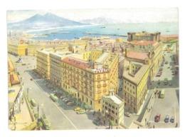 CPSM ITALIE NAPOLI NAPLES HOTEL PATRIA - Napoli