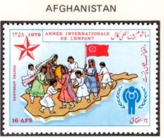 YEAR INTERN. OF CHILD - AFGHANISTAN - Mi. Nr. 1224 - NH - (6532-37.) - Afghanistan