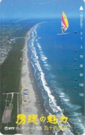 PAYSAGE - SEA - MER - OCEAN - Télécarte Japon - Paysages