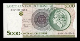 Brasil Brazil 200 Cruzeiros 1990 Pick 225b SC UNC - Brasil