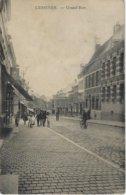 Lessines - 2 Cartes - La Dendre Et Gran'Rue (ed Bibliothèques De Gares) Rares - Lessines