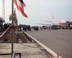 Flugzeug Fluhgafen - Luftfahrt