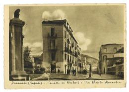 CPSM ITALIE NAPOLI NAPLES MONUMENT - Napoli