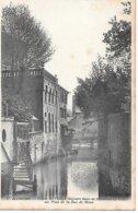 CPA - 59 - AVESNES - Helpe Dans Traversée De Ville, Pont De La Rue De Mons - NORD  HAUTS DE FRANCE - Avesnes Sur Helpe