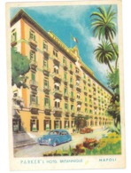 CPSM ITALIE NAPOLI NAPLES PARKER'S HOTEL BRITANNIQUE - Napoli